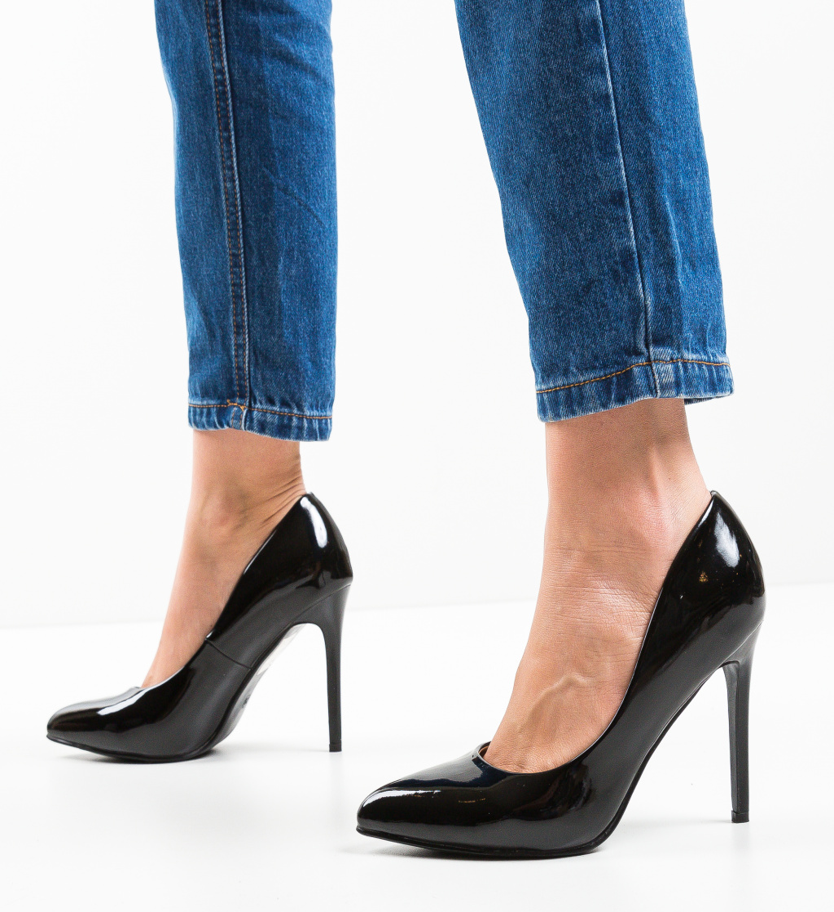 Pantofi Blad Negri