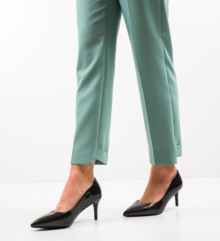 Pantofi Bohe Negri