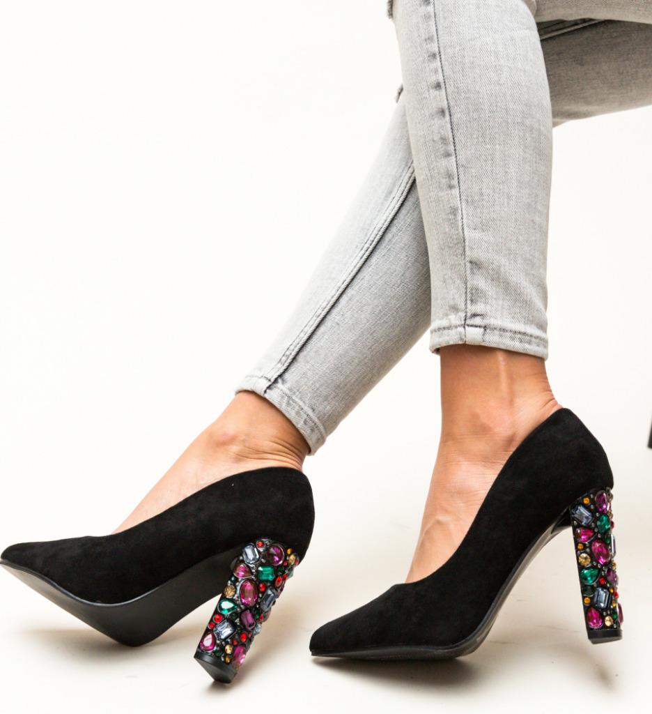 Pantofi Brem Negri 2