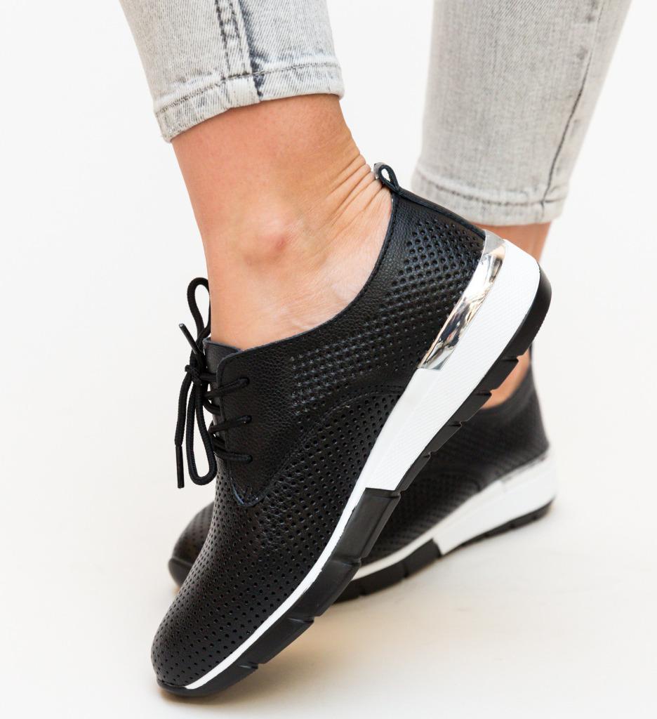 Pantofi Casual Albert Negri imagine