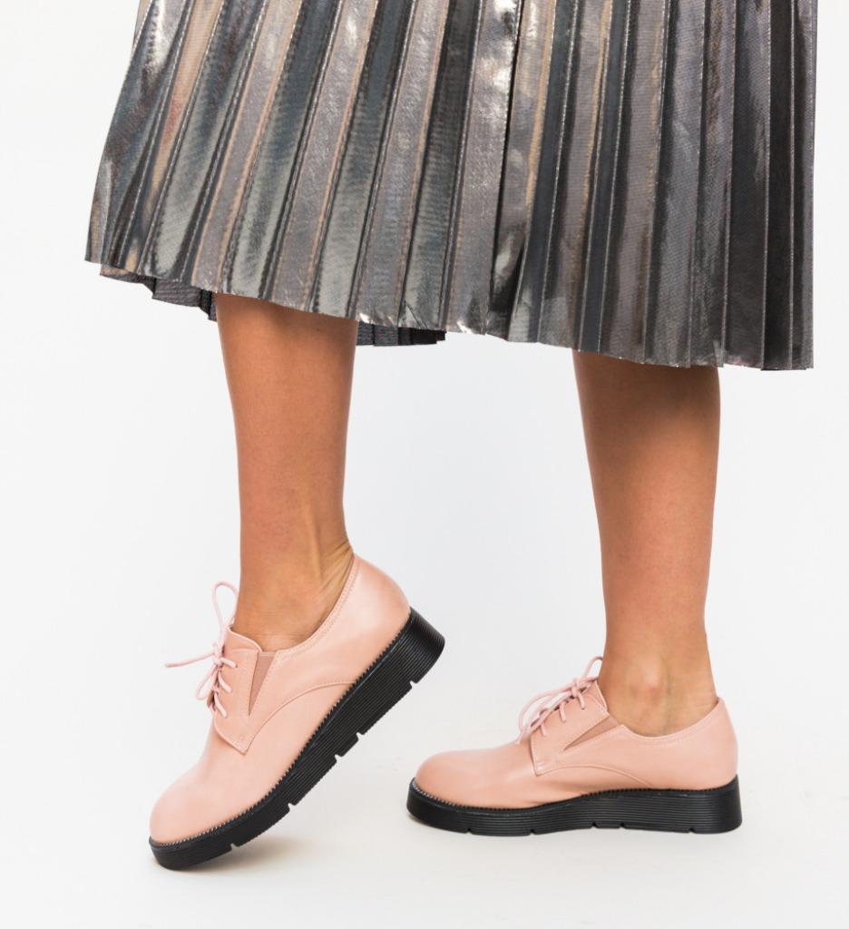 Pantofi Casual Bueno Roz imagine 2021