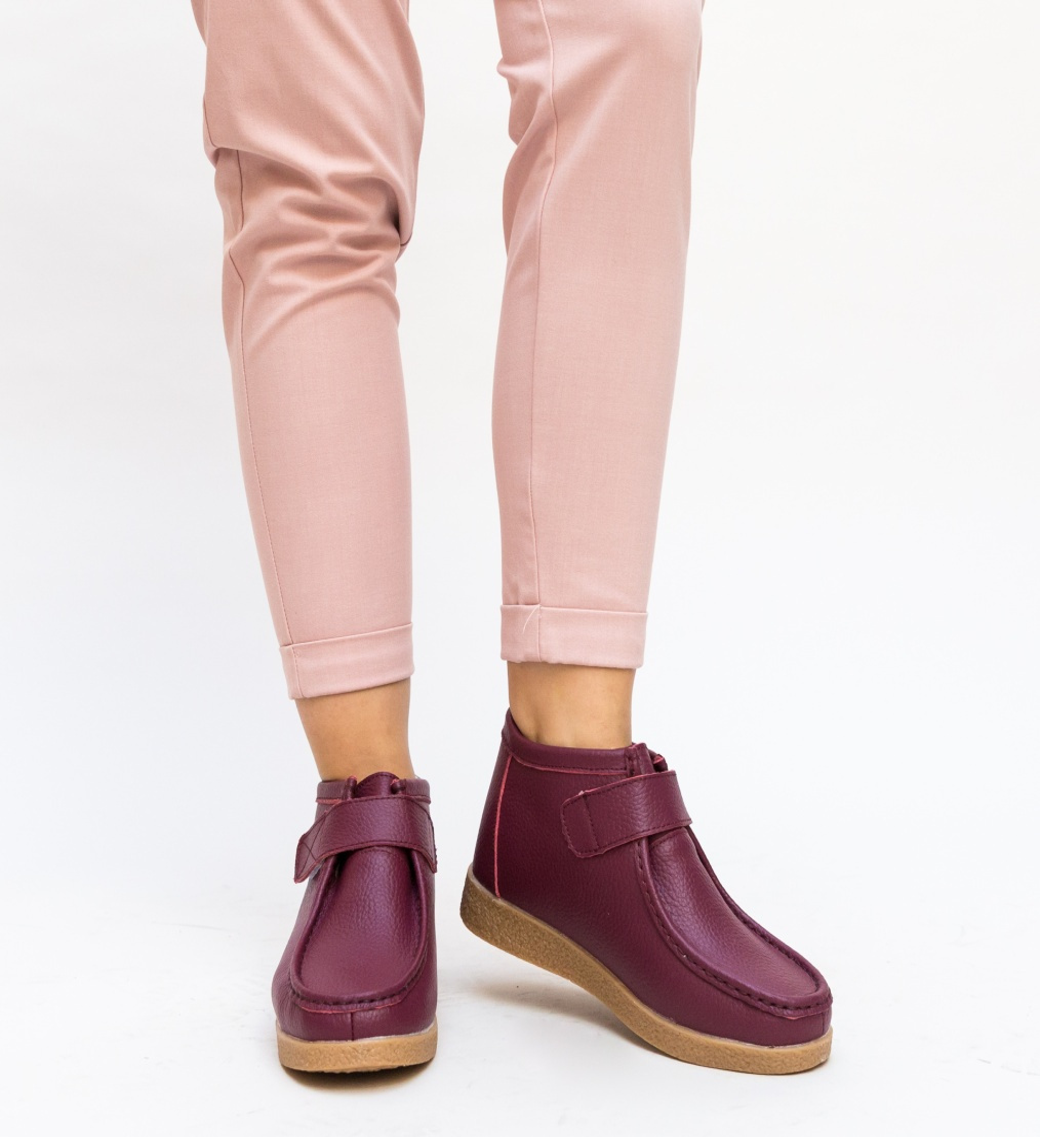 Pantofi Casual Debir Grena