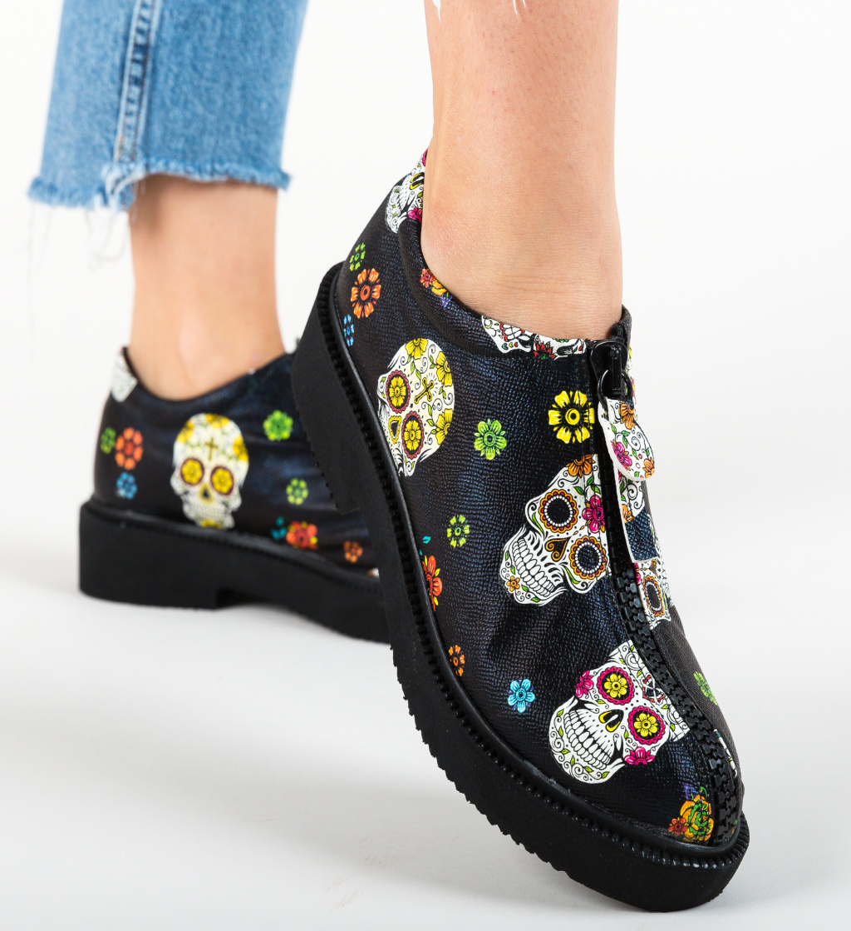 Pantofi Casual Flavia Negri imagine