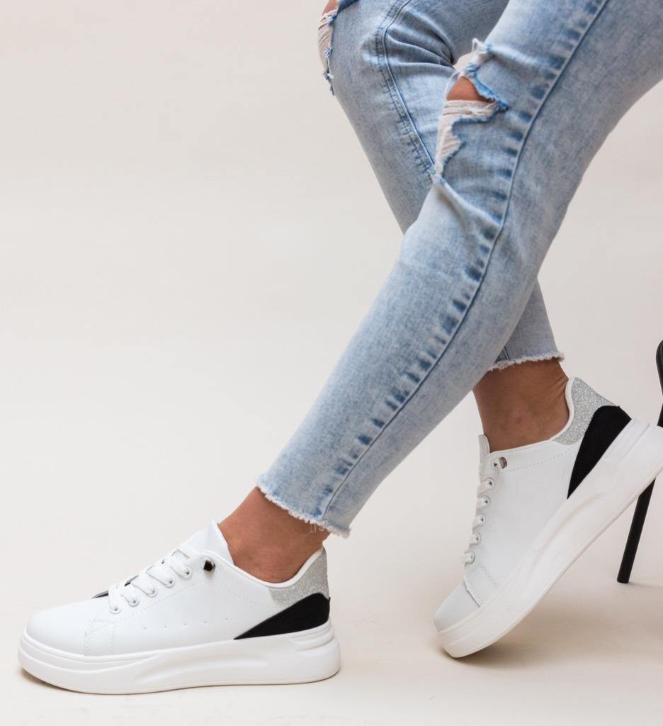 Pantofi Casual Mona Negri
