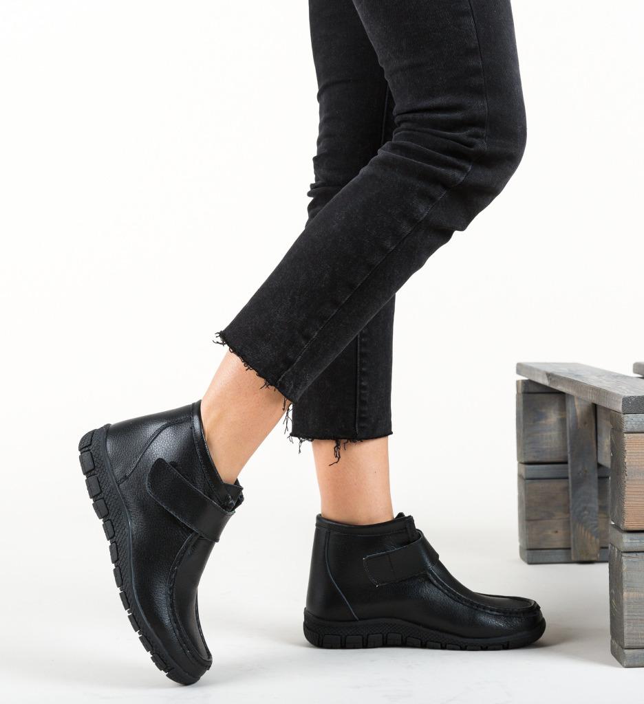 Pantofi Casual Santana Negri