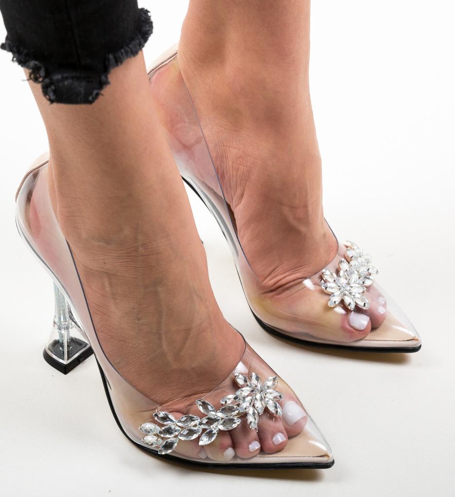 Pantofi Celiaga Bej
