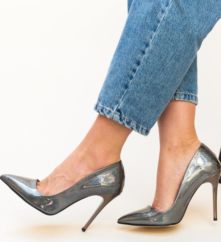 Pantofi Certino Multi