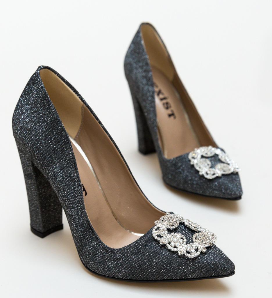 Pantofi Cornelius Gri imagine