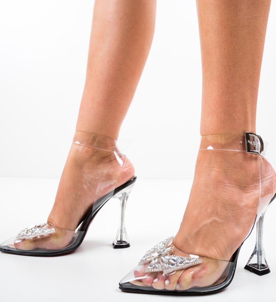 Pantofi Enva Negri