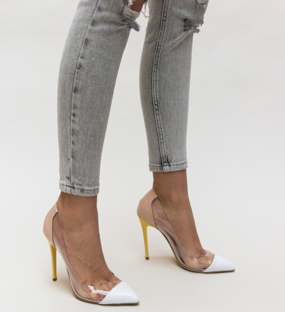 Pantofi Fahyma Albi