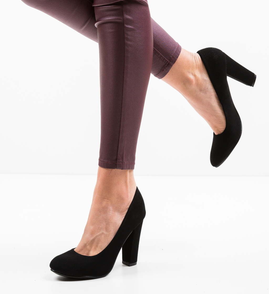 Pantofi Hekolora Negri 3