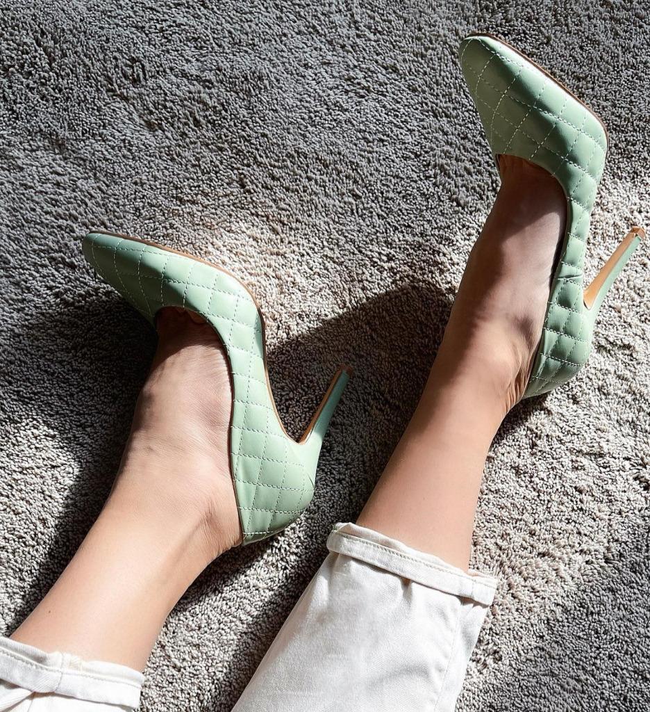 Pantofi Moba Turcoaz