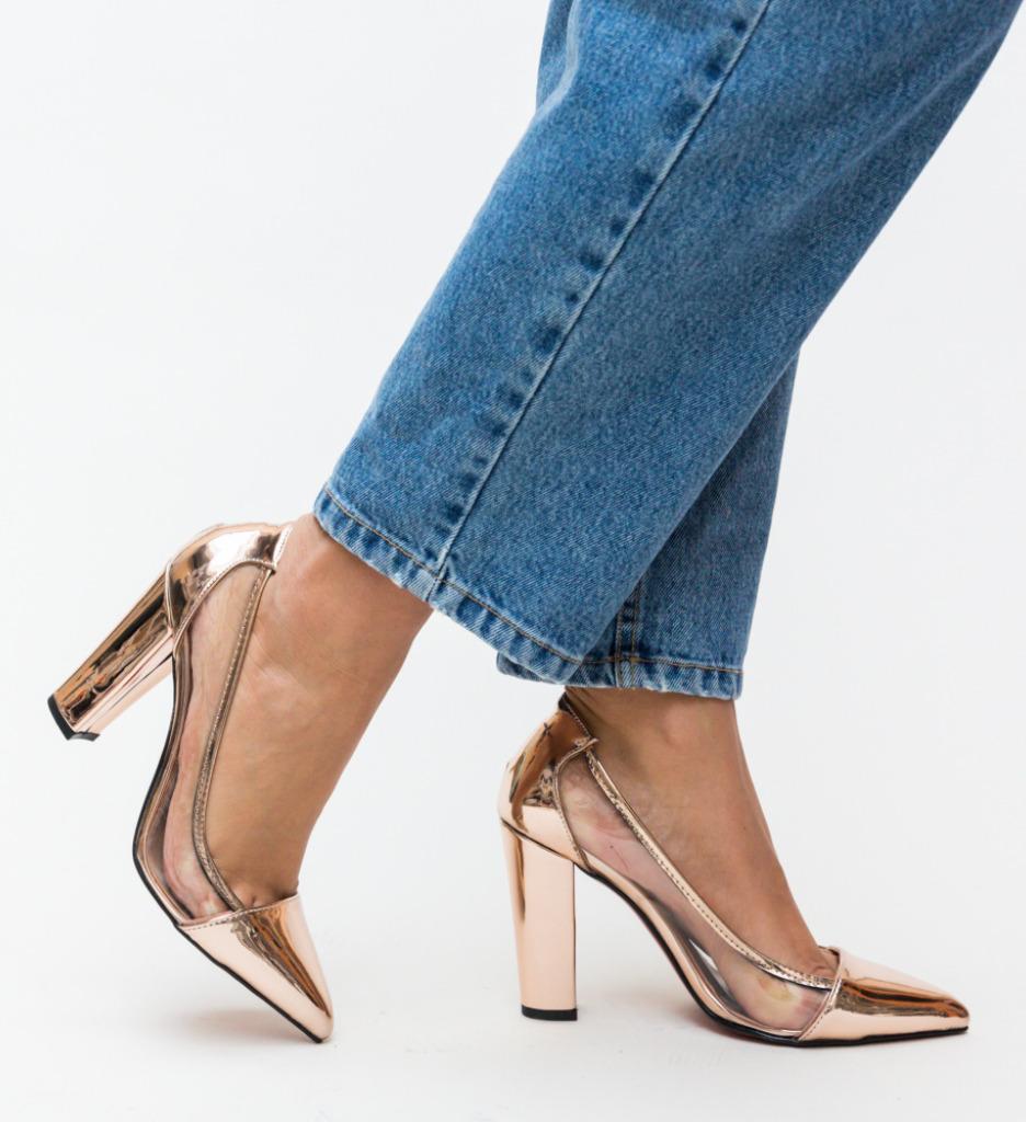 Pantofi Seneha Auri 2 imagine