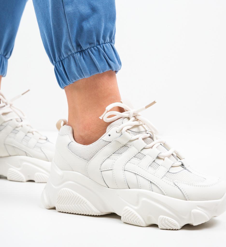Pantofi Sport Album Bej