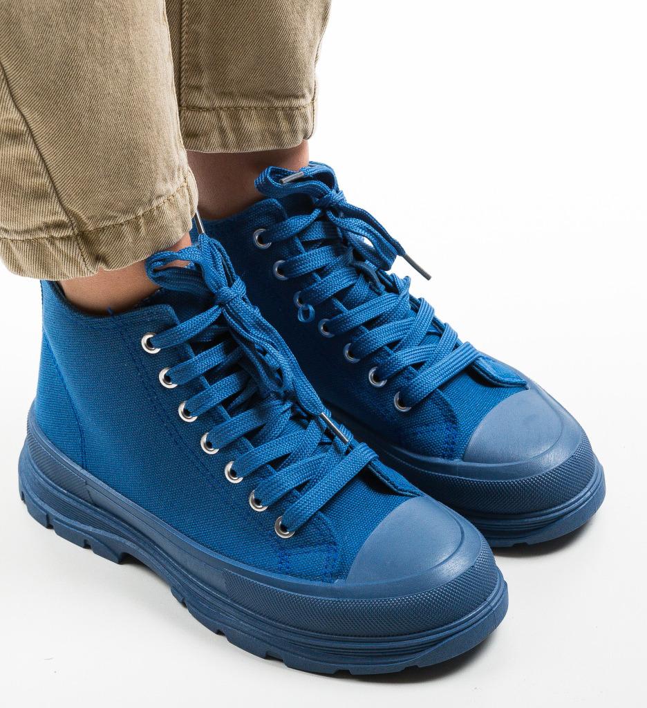 Pantofi Sport Braun Bleumarin