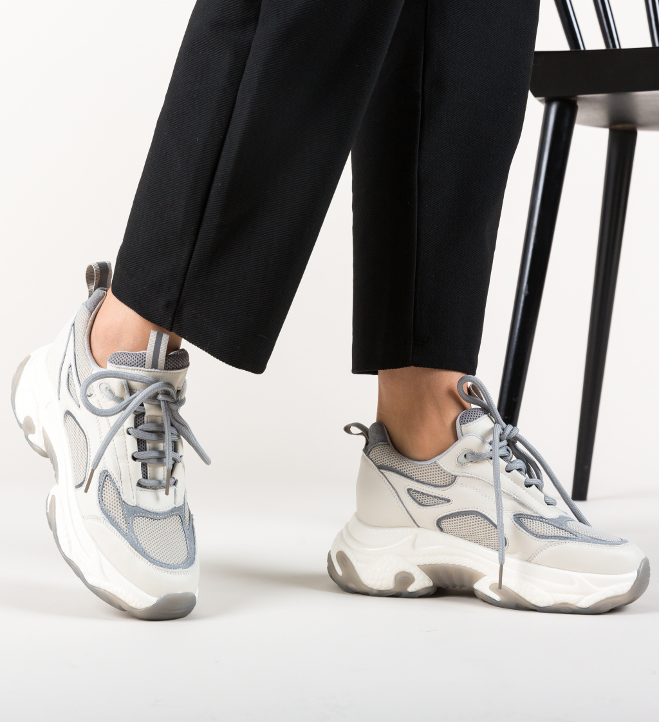Pantofi Sport Dunn Bej