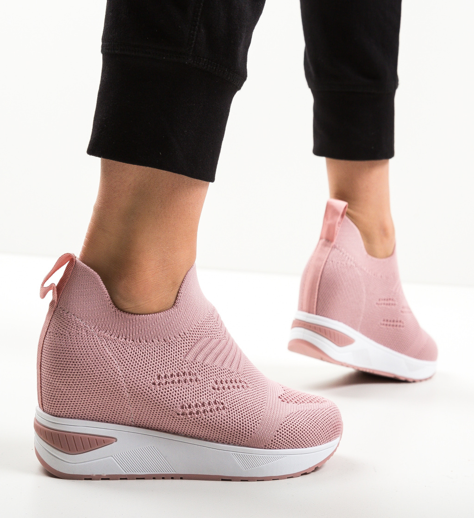 Pantofi Sport Ematri Roz
