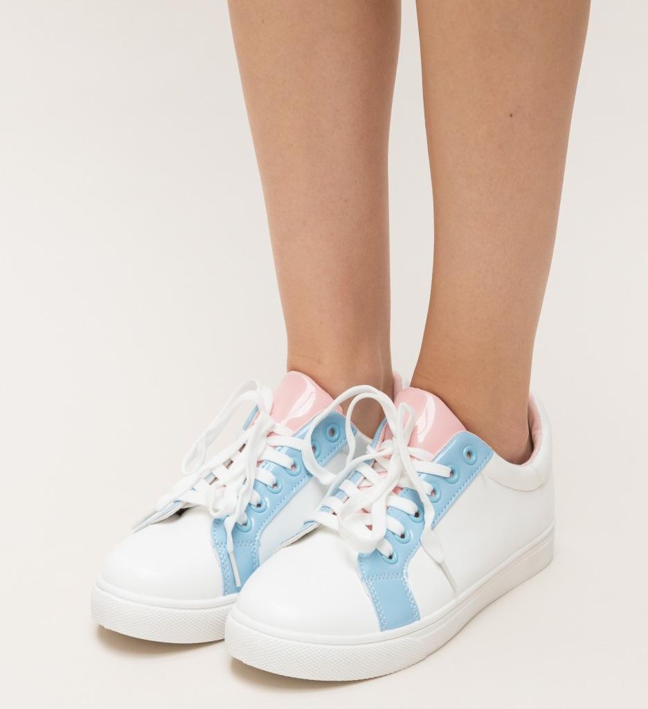 Pantofi Sport Jery Albastri