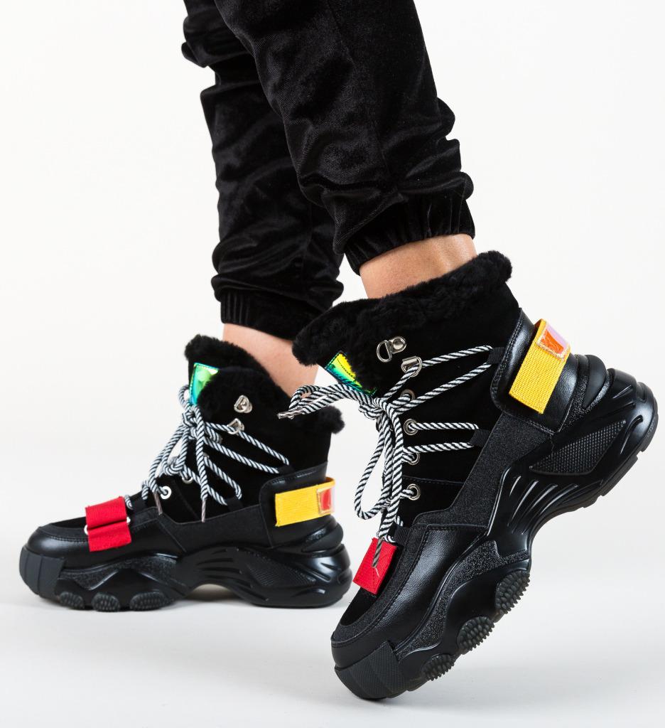 Pantofi Sport Lang Negri