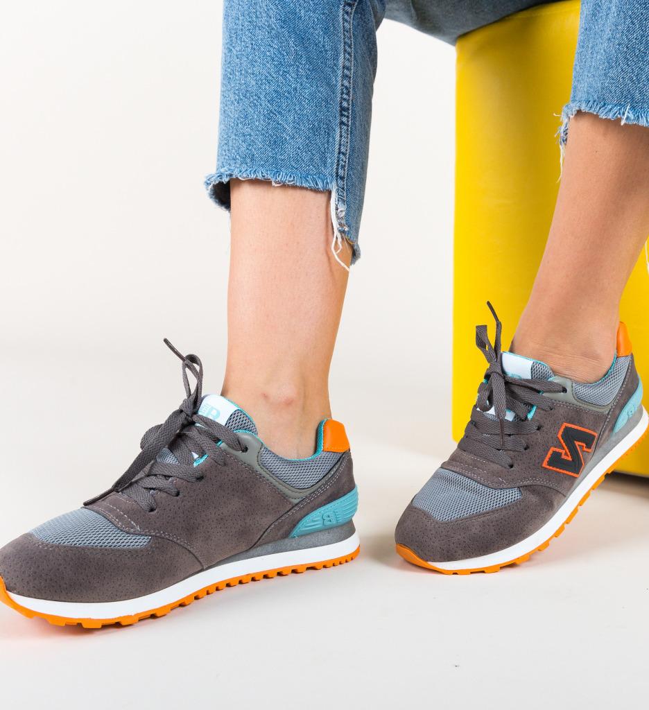 Pantofi Sport Layla Gri