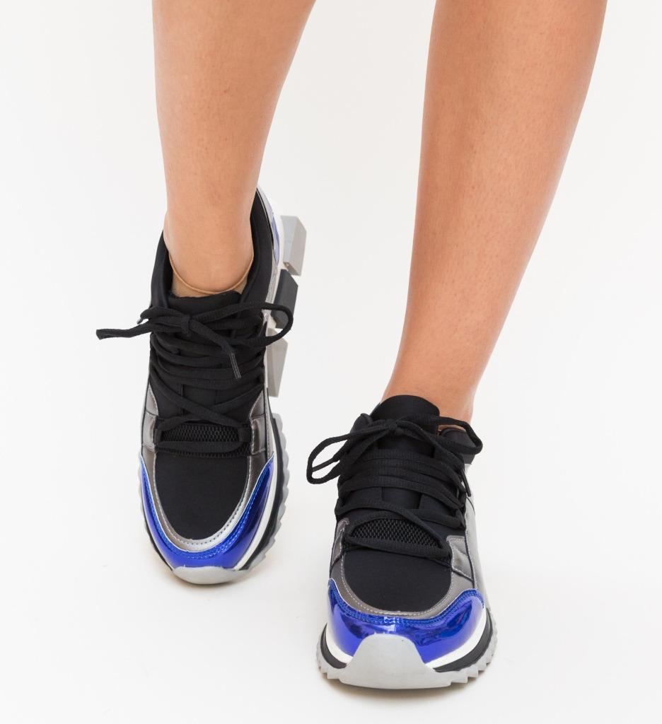 Pantofi Sport Luhi Negri