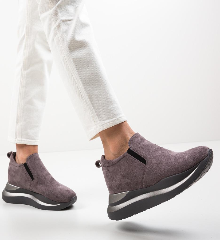 Pantofi Sport Oisin Gri