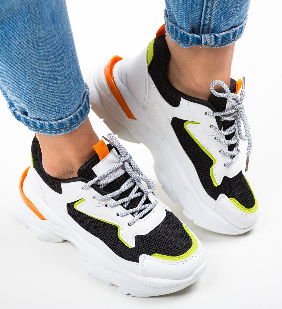 Pantofi Sport Rujje Negri