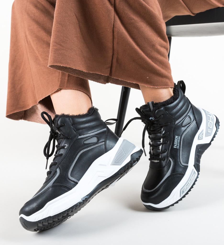 Pantofi Sport Sabiha Negri imagine