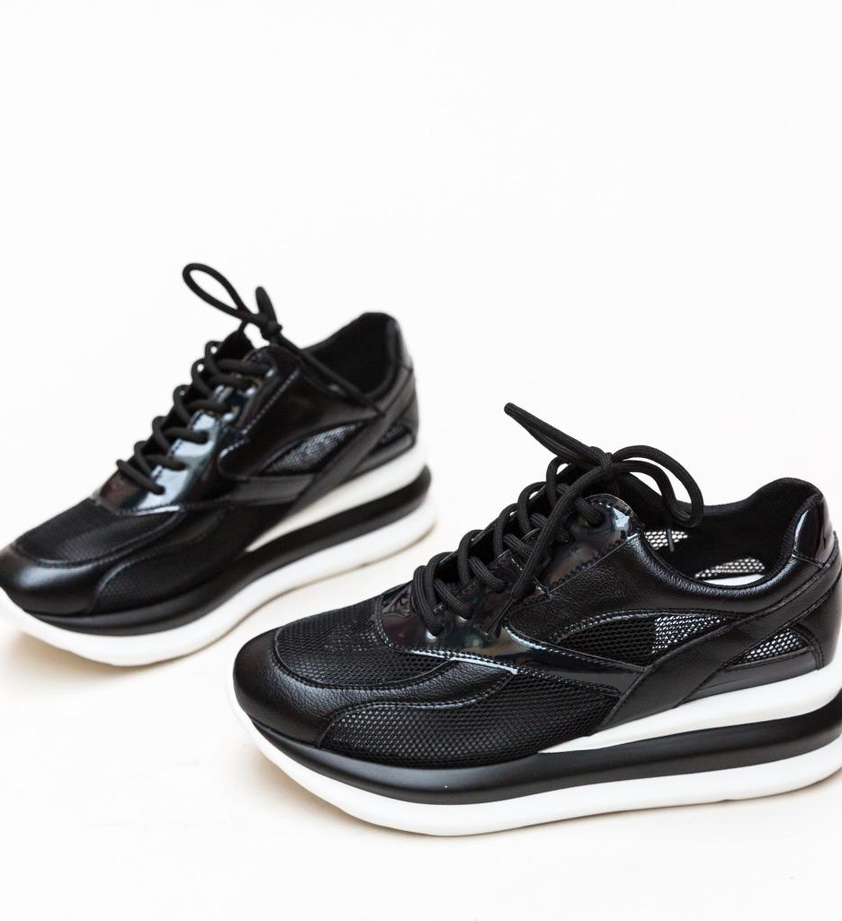 Pantofi Sport Soja Negri