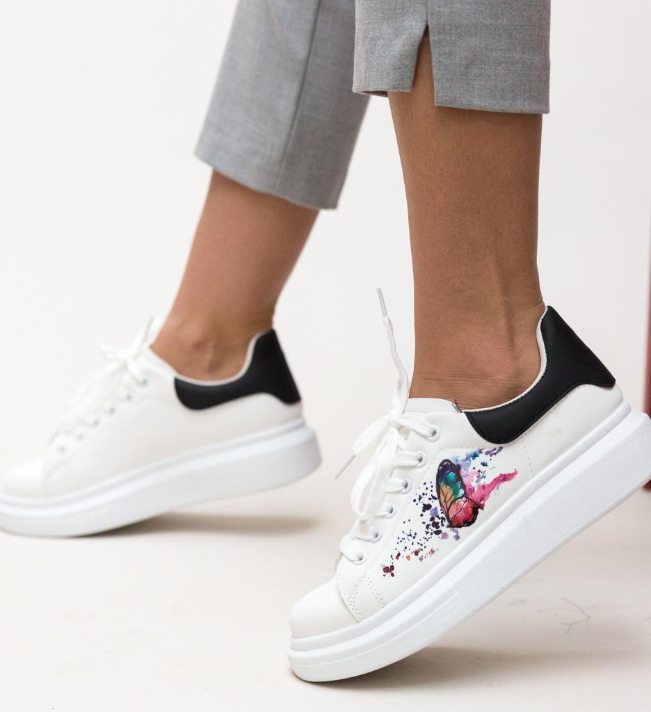 Pantofi Sport Travis Albi 4