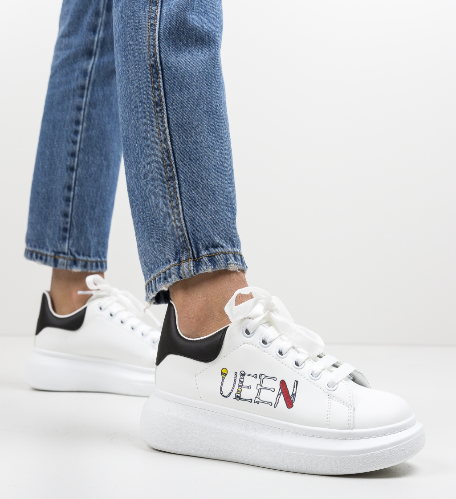 Pantofi Sport Ueen Albi 3