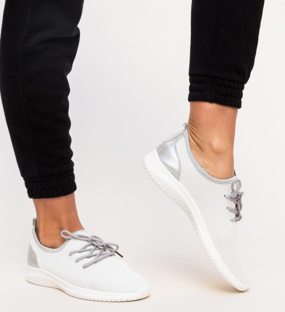 Pantofi Sport Zones Gri