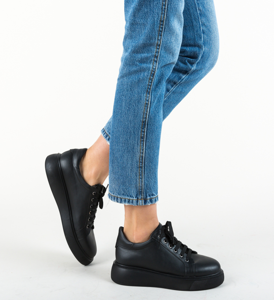 Pantofi Sport Zunaira Negri