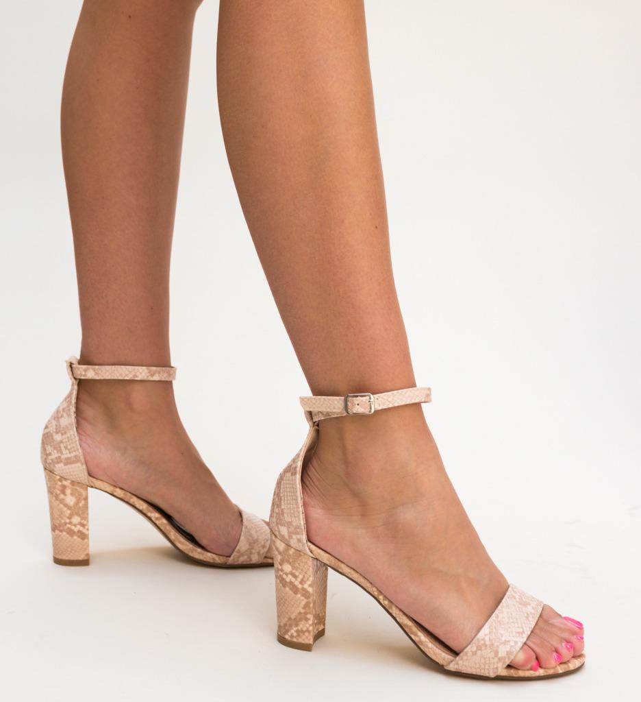Pantofi Tony Bej