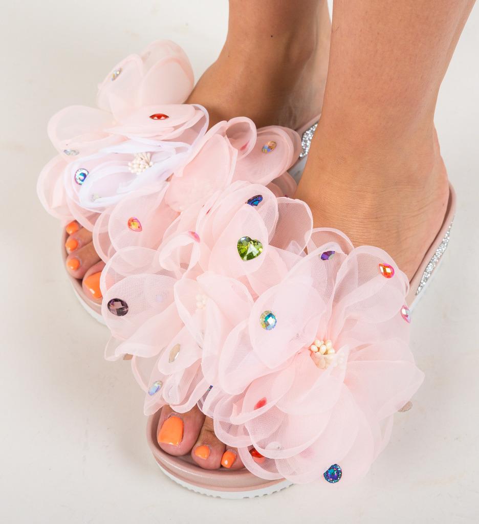 Papuci Adnan Roz imagine