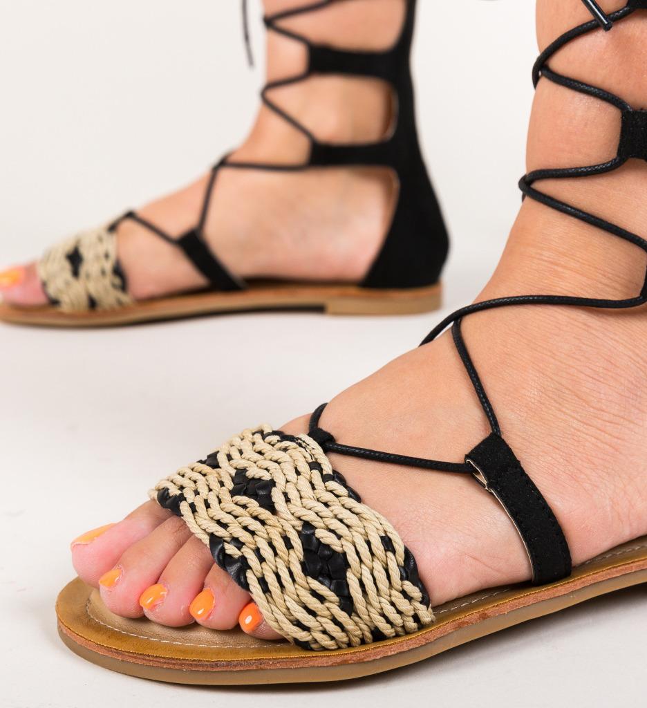 Sandale Adyan Negre
