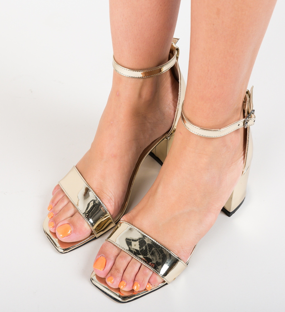 Sandale Agorde Aurii