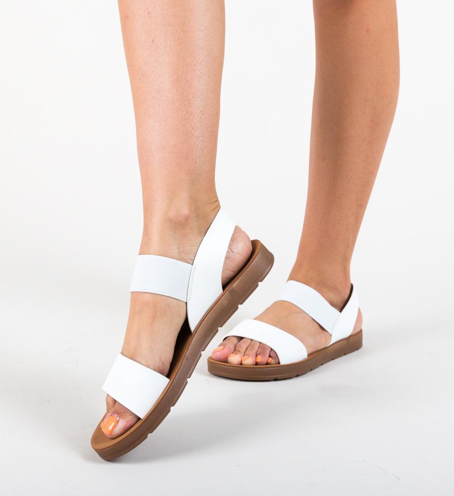 Sandale Anka Albe