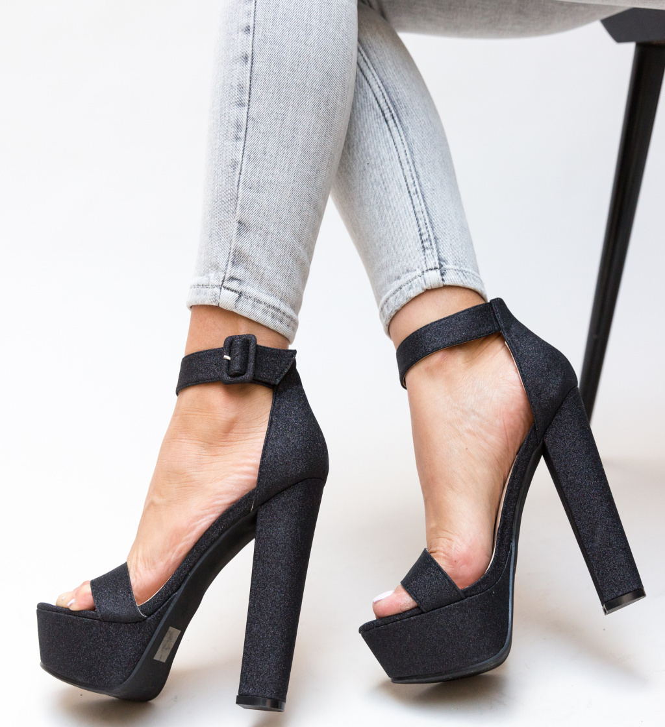 Sandale Balto Negri imagine