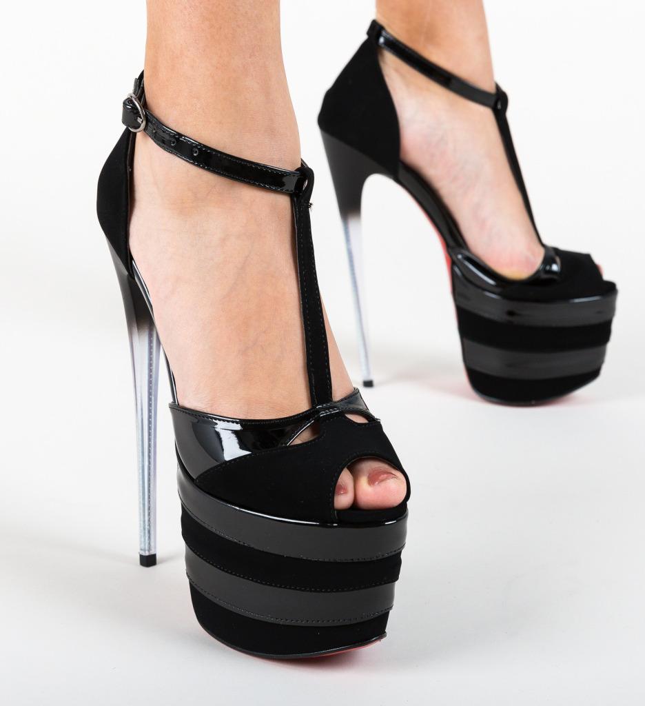 Sandale Bellagio Negri