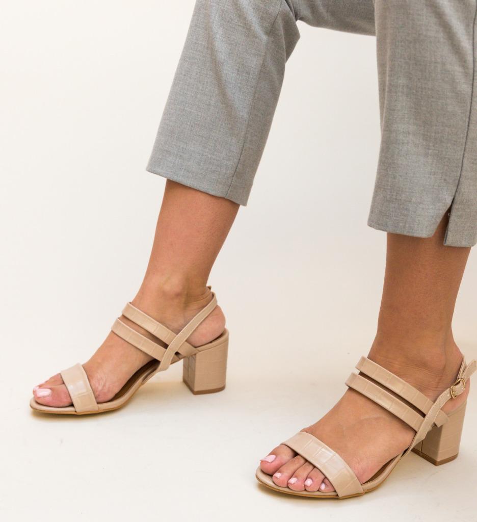 Sandale Bremen Bej