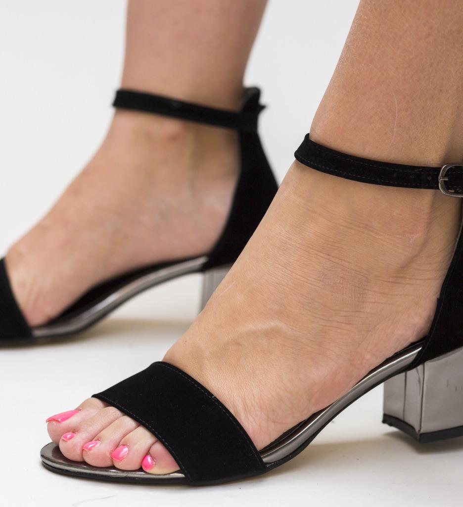 Sandale Chirco Negre