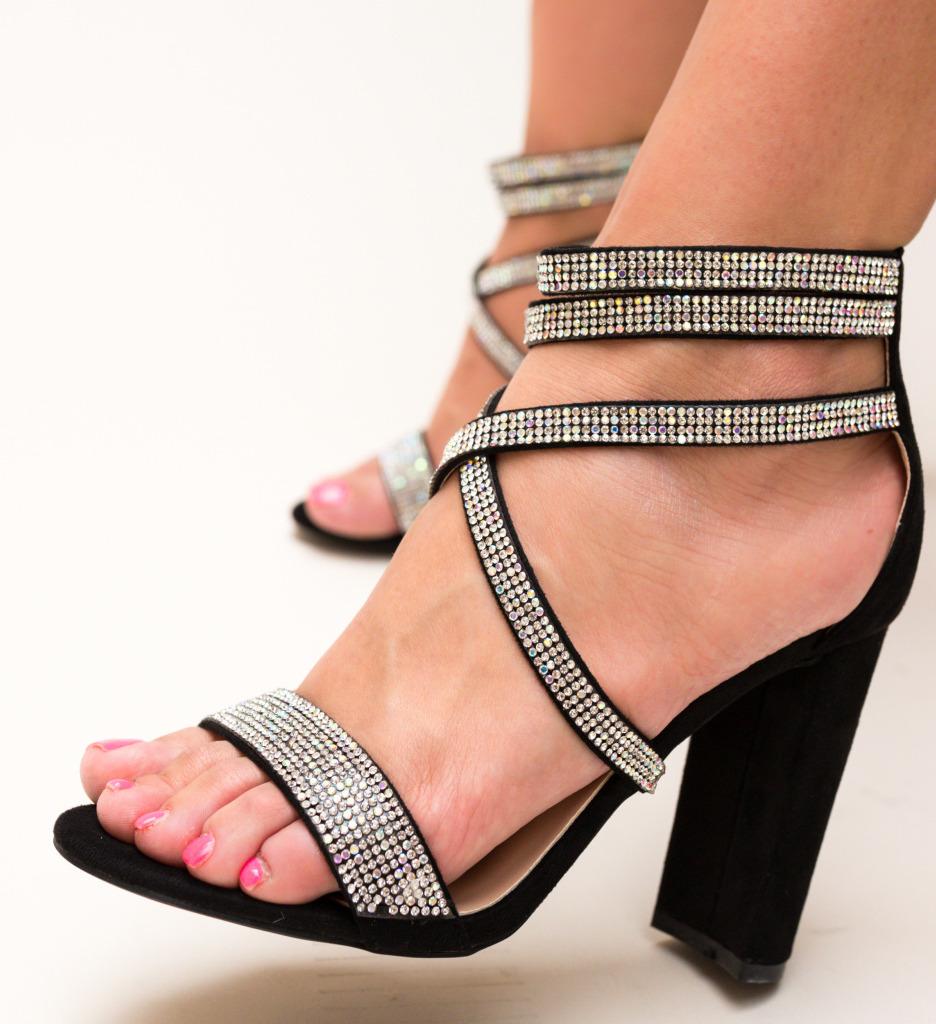 Sandale Conor Negre