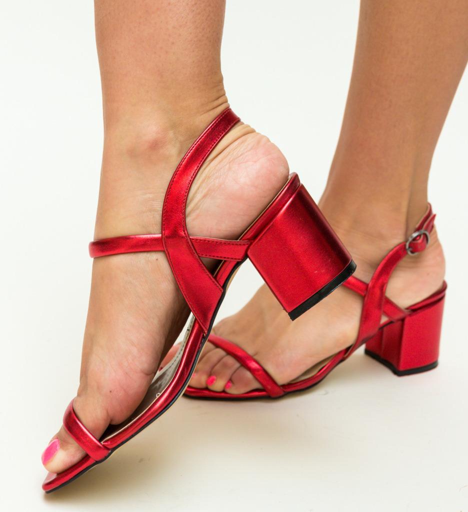 Sandale Cotanca Rosii