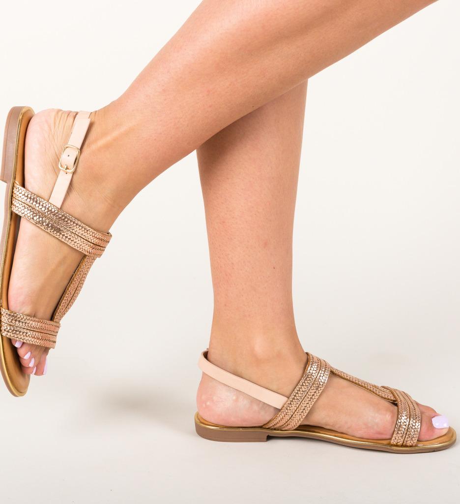 Sandale Egipt Roz