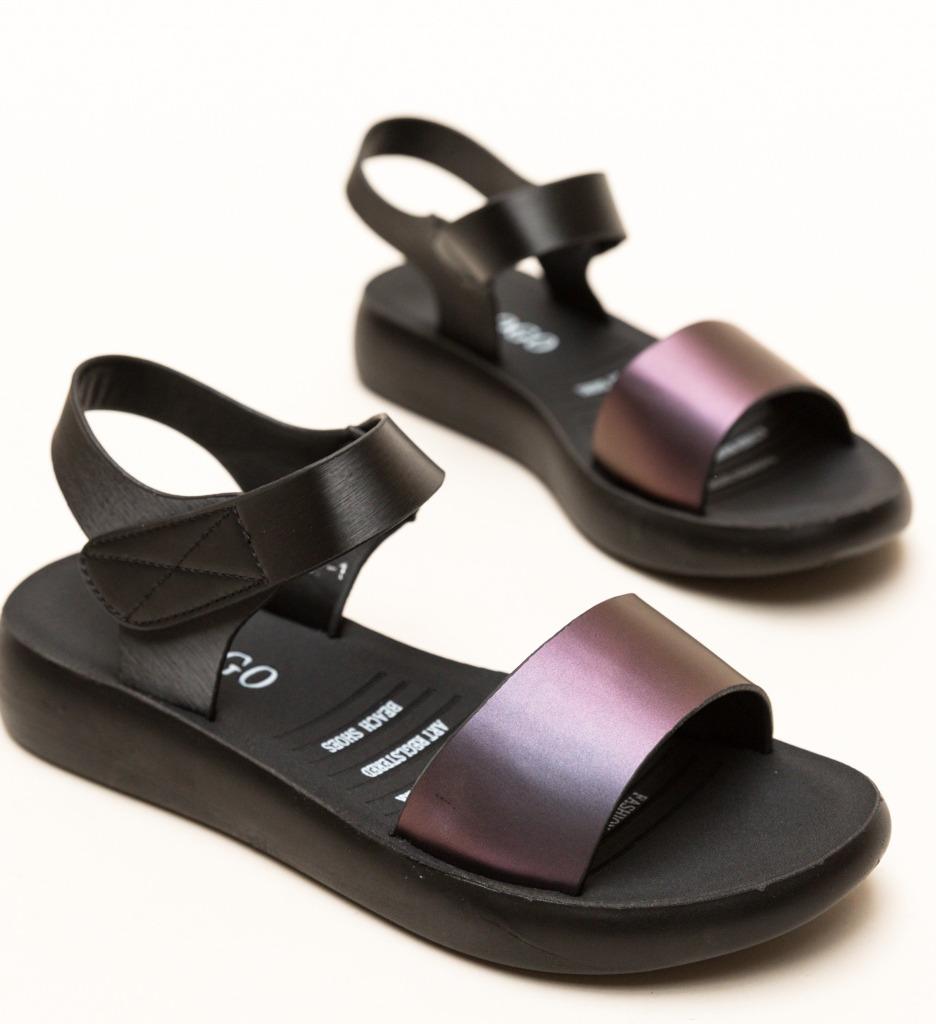 Sandale Emyr Negre