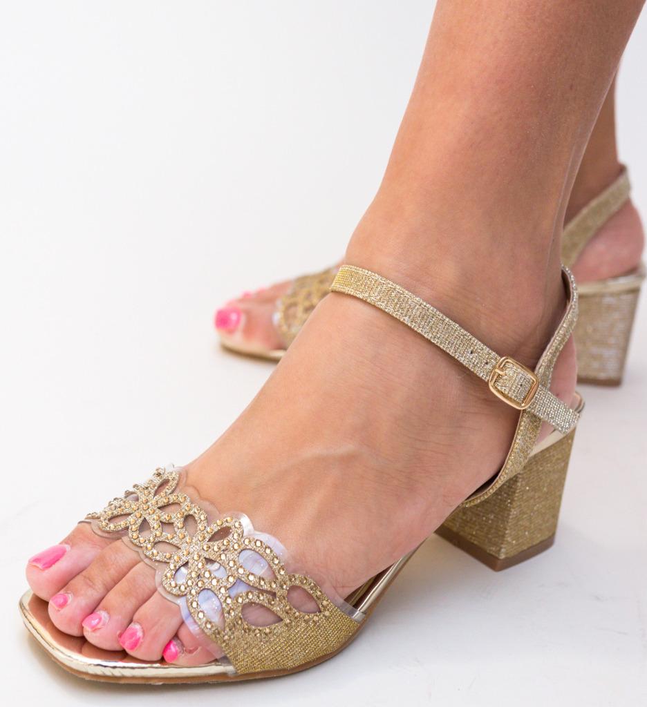 Sandale Esme Aurii imagine