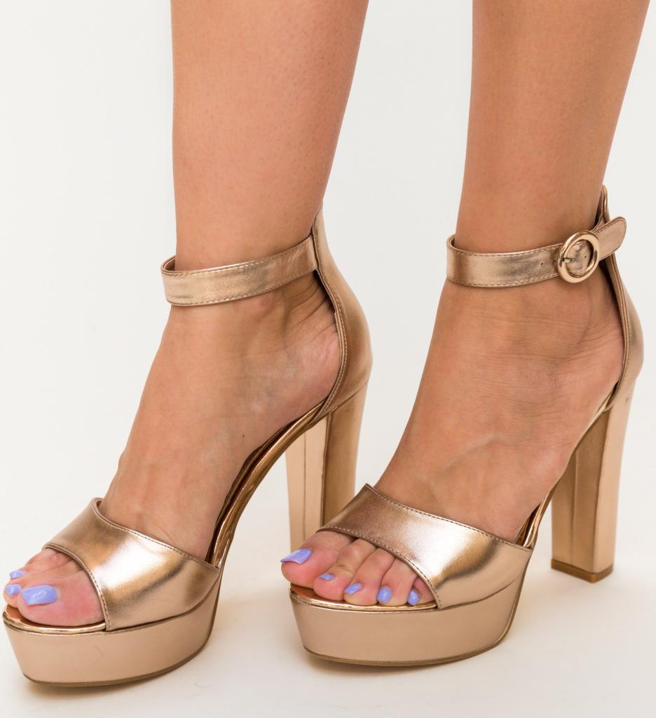 Sandale Fidelio Aurii