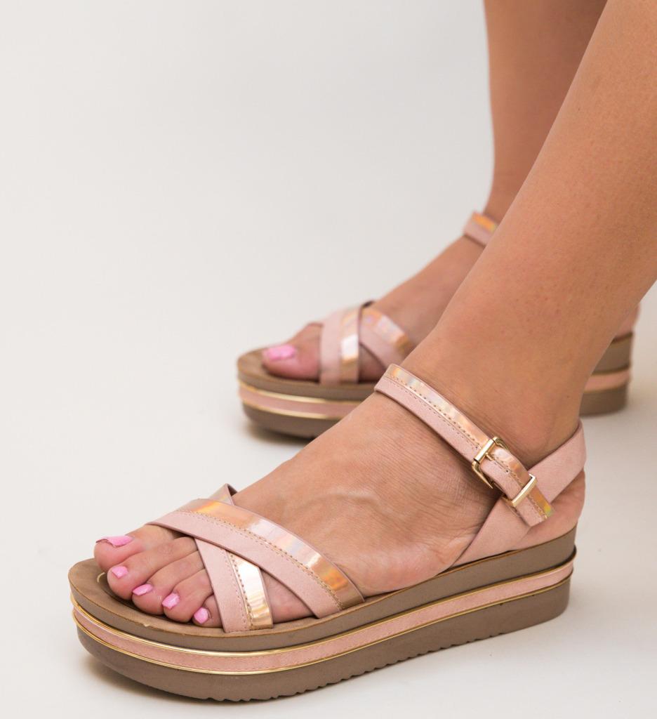 Sandale Fortunad Roz