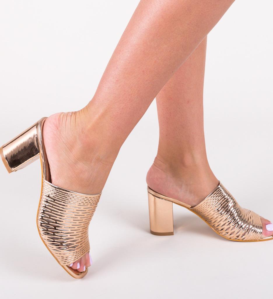 Sandale Karson Aurii